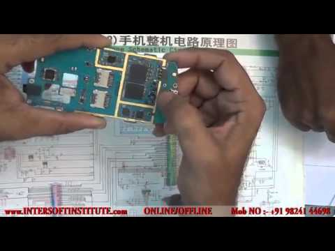 Mobile Chip Level Repair Training
