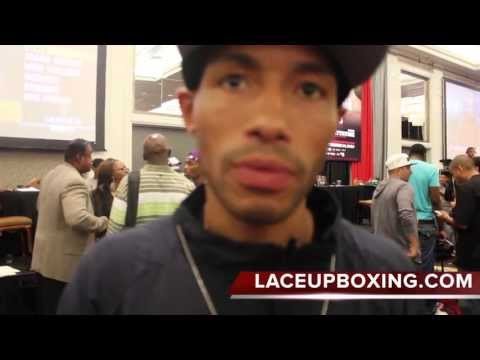 ASHLEY THEOPHANE TALKS ABOUT HIS FIGHT ON THE UNDERCARD OF MAYWEATHER VS CANELO TALKS
