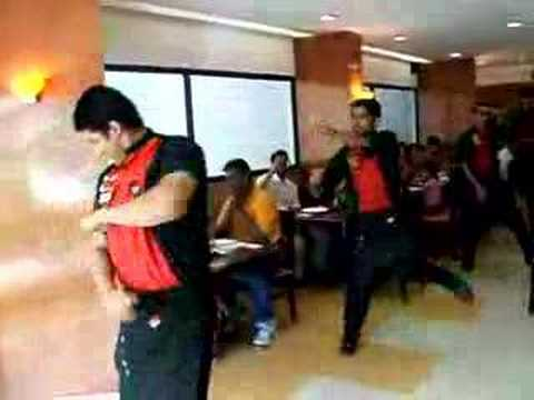 India Pizza Hut Dance