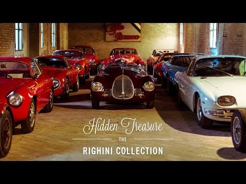 0 Treasure Chest: Check out the Rare Gems of the Righini Collection [Video]