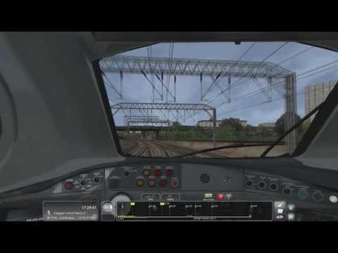 Train Simulator 2013 - Class 390 (Pendolino) - West Coast Main Line