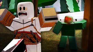 EVERYTHING WANTS TO KILL US - Island on Roblox (Roblox Gameplay / Roblox Island)