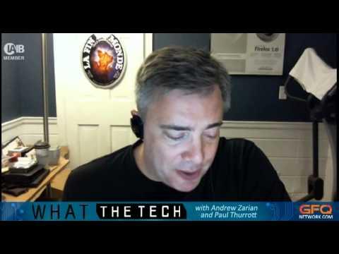 What The Tech Ep.117 - Nazi Alien TV Shows 5-15-12