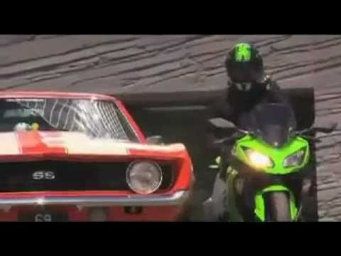 2013 Kawasaki Ninja 250 FI - Official Video