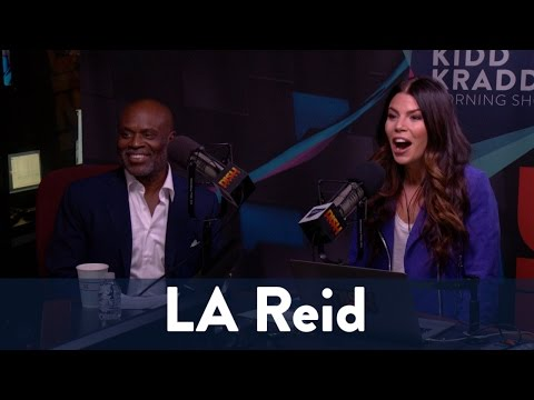 LA Reid Joined Kidd Nation