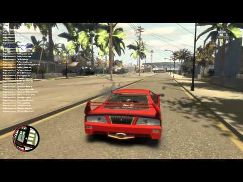Video 1 de GTA IV: San Andreas: Gameplay de GTA IV: San Andreas