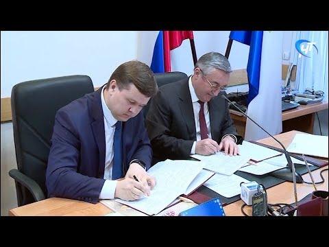 Мэрия и НовГУ подписали соглашение о сотрудничестве в сфере государственной национальной политики