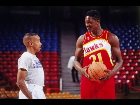 How Good was 5 Foot 7 Spud Webb really?