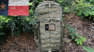 In this video, I discuss the features of the 5.11 Tactical Rush MOAB 10 Slingpack, along with the pros and cons of this particular bag. For more information on this pack or other packs offered by 5.11, check out 511Tactical.comThanks for watching and subscribing! Keep up the good fight!~The Lonestar PatriotCheck out Facebook.com/TheLonestarPatriot