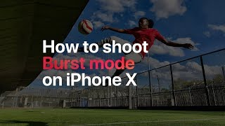 Video iPhone X — How to shoot Burst mode on iPhone X — Apple MP3, 3GP, MP4, WEBM, AVI, FLV September 2018