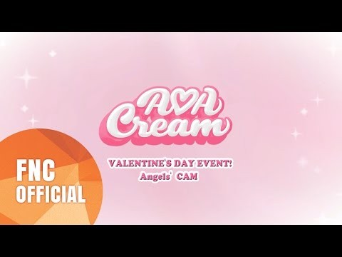Angels' Cam #44 : AOA CREAM VALENTINE'S DAY EVENT! (AOA CREAM♥ ep.2)