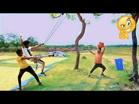 Must Watch New Funny  Comedy😂😂2020/Bindas fun bd/ Episode-7/