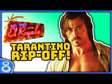BAD TIMES AT THE EL ROYALE Movie Review - Rip-Off with a D-List Cast?