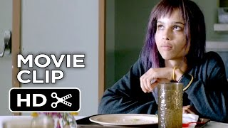 The Road Within Movie Clip   Cafeteria  2015    Dev Patel  Zo   Kravitz Movie Hd