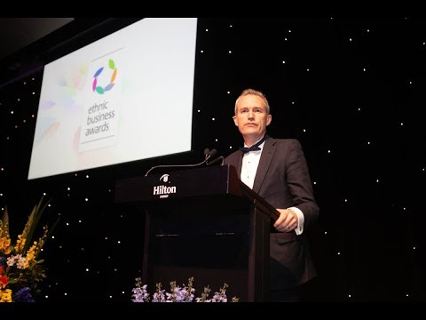 2018 Ethnic Business Awards – Speech by The Hon. David Coleman MP