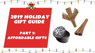 Holiday Extravaganza Part 1: Stocking Stuffers for Stoners by 420 Science Club
