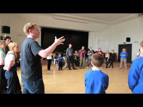 NYOS Jazz workshop Fortwilliam - summer 2014