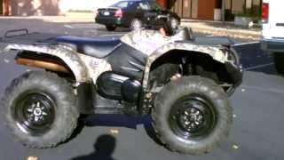 6. Contra Costa Powersports-Used 2007 Yamaha Grizzly 450 4x4 Camo quad ATV 4 wheeler