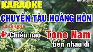 chuyen-tau-hoang-hon-karaoke-tone-nam-nhac-song-trong-hieu