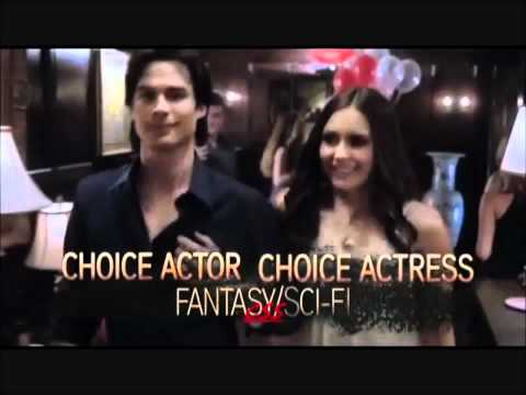 IAN, PAUL & NINA funny moments part 7 Mash-up Interviews VAMPIRE DIARIES