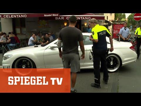 Kölner Fahrrad-Cops: Die Stilllegung des Mercedes CL  ...