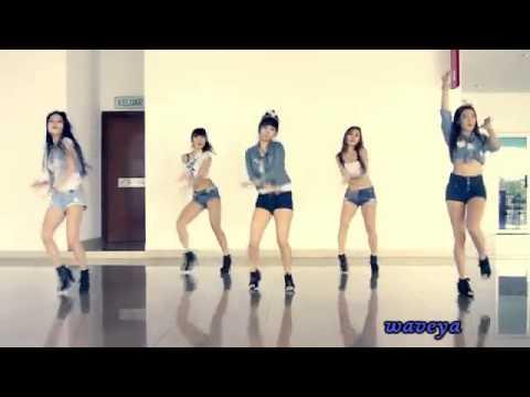 신동의 심심타파 - T-ara N4 Areum  Freestyle Rap - 티아라엔.mp(21) (видео)