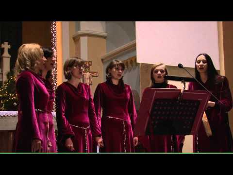 Tekst piosenki Kolęda - A posła ci była Matuchnicka Boża po polsku