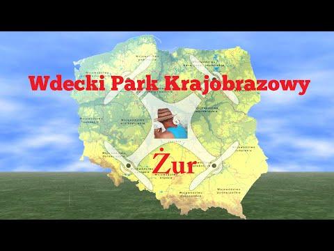 Wda Landscape Park Drone Video