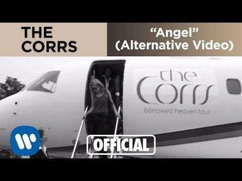 The Corrs - Angel (Alternative Video)