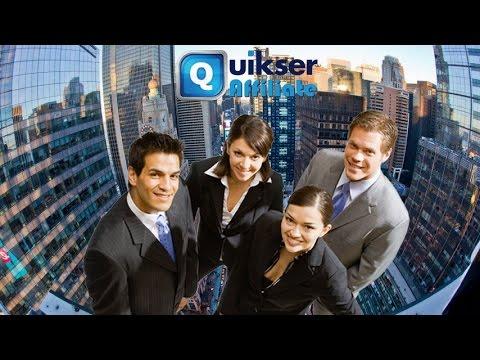 Quikser Affiliate Program Introduction