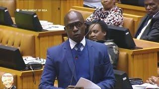 Video Drama In Parliament - DA vs Malusi Gigaba On His USA Roadshow MP3, 3GP, MP4, WEBM, AVI, FLV Oktober 2017