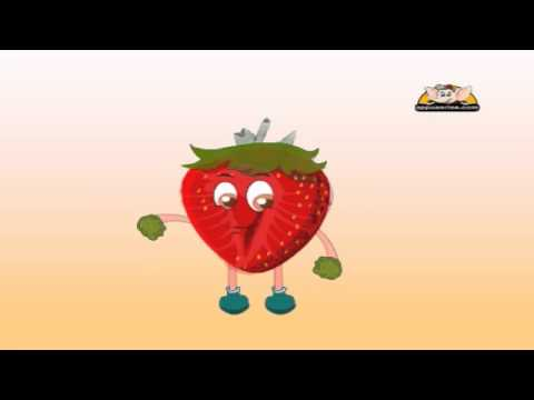learn fruit names - Watch more animated nursery rhymes at http://www.youtube.com/watch?v=6GmRBd5n_4g&list=PL9CAEB33BFB7948E9&feature=plpp_play_al To buy Appu Series CDs or Books...