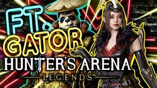 Hunter's Arena: Legends w/ @itzGator by PokeaimMD