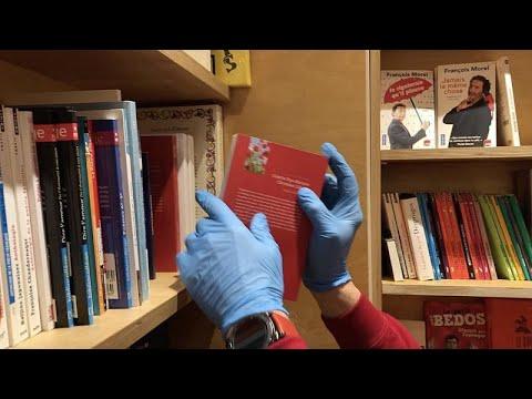 Βέλγιο: τα βιβλιοπωλεία παραμένουν ανοιχτά παρά την καραντίνα…