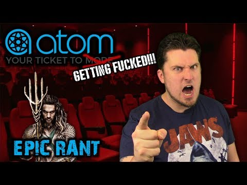 Atom Tickets Experience - Epic Rant (This Video Got My Money Back In Less Than 24 Hours)