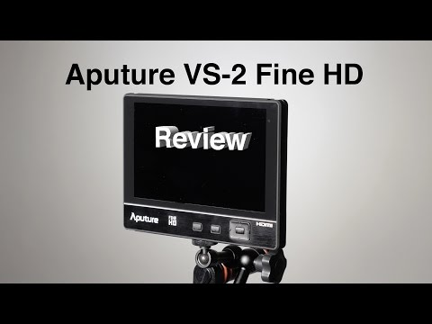 Aputure VS-2 FineHD Monitor: See When You Shoot!