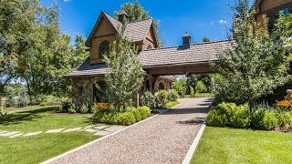Cherry Hills Village (CO) United States  City pictures : Spectacular Estate Poised in Cherry Hills Village, Colorado