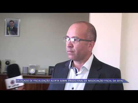 JATAÍ | Delegado de fiscalização alerta sobre prazo final de negociação fiscal da Sefaz