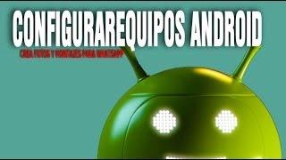 Cómo Crear Fotos Graciosas Para Whatsapp En Android