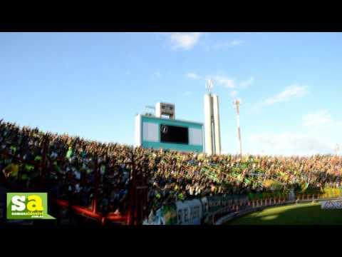 Aldosivi 3 - Olimpo 0 // Www.SomosAldosivi.Com.Ar - La Pesada del Puerto - Aldosivi