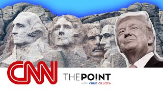 Donald Trump *actually* wants his face added to Mount Rushmore
