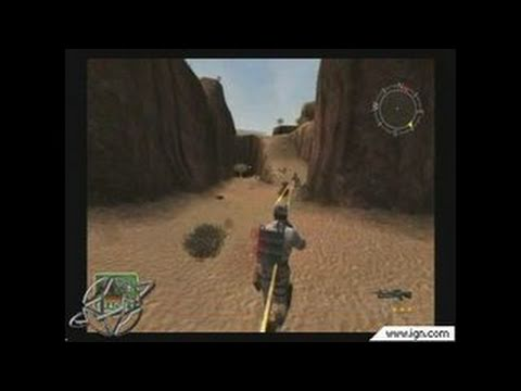 conflict desert storm gamecube review