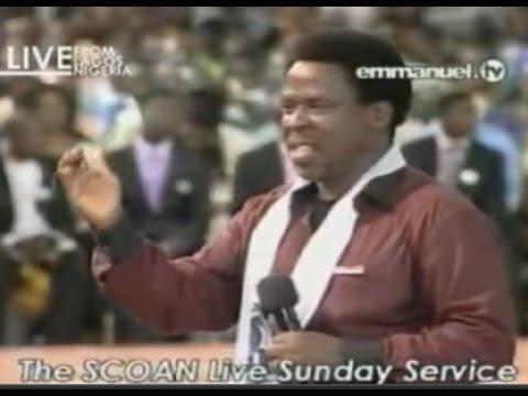 SCOAN 16/11/14: Sunday Live Service