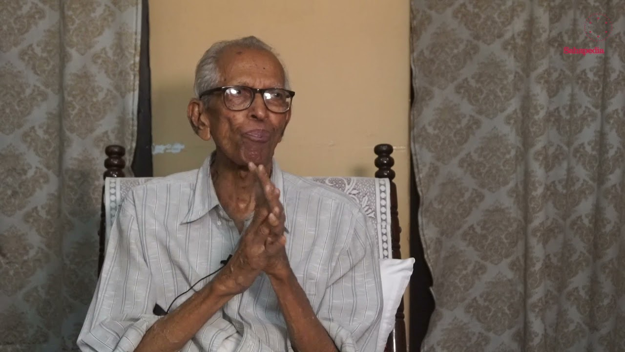 A Lifetime of Contemplation: In Conversation with M.K. Sanoo