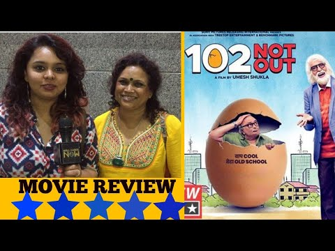 102 Not Out Movie Reporters Review | Amitabh Bachc