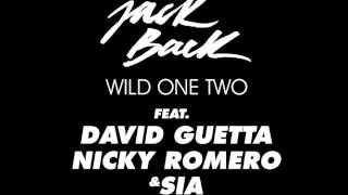 Jack Back feat. David Guetta - Wild One Two