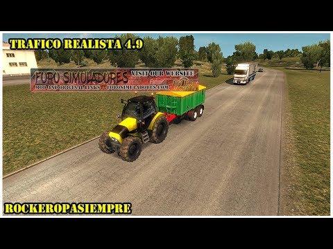 Realistic traffic v4.9 by Rockeropasiempre