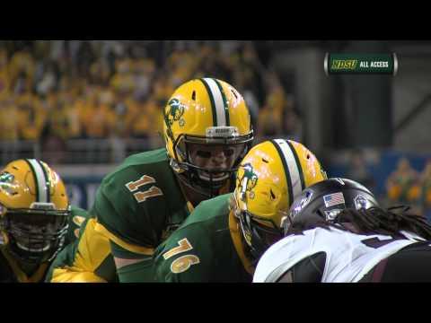 NDSU Football Surges Past Southern Illinois, 38-10