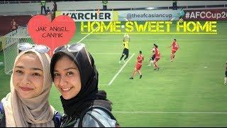 Video JAK ANGEL CANTIK SENENG PERSIJA KALAH !! | #MATCHDAY #JAKARTA28 | 7th VLOG | Persija vs Home Utd MP3, 3GP, MP4, WEBM, AVI, FLV September 2018