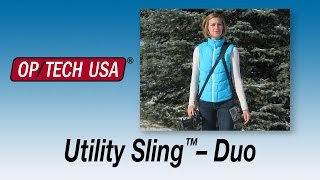 Utility Sling– Duo™ - Product Peek - OP/TECH USA